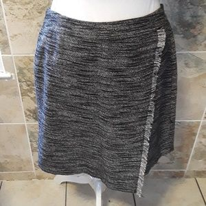 Loft Tweed Skirt